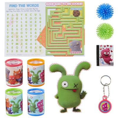 11 Pc. UglyDolls Movie Multicolor Party Table Decorating Kit