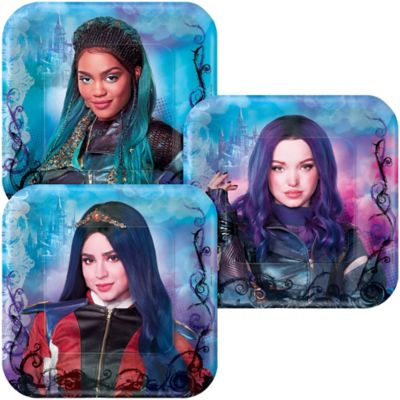 Please Plan My Party: Disney Descendants 3 Party Supplies