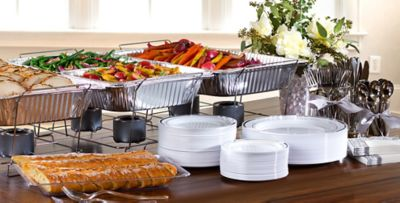 Chafing Dishes \u0026 Aluminum Pans & Chafing Dishes Aluminum Pans \u0026 Chafing Fuel | Party City