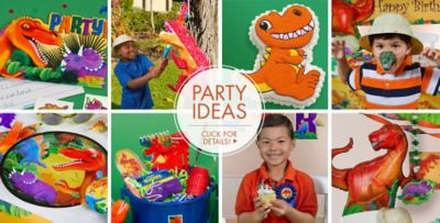 Dinosaur Party Supplies Dinosaur Birthday Party City