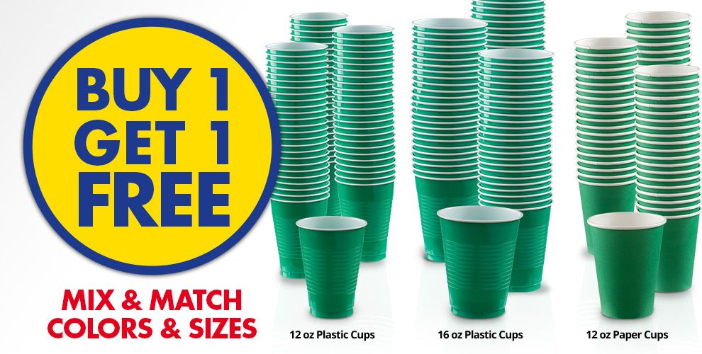 Buy 1 Get 1 Free – Mix & Match Colors &amp Sizes — Festive Green