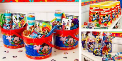 Mickey Mouse Party Favors & Mickey Mouse Party Favors - Candy Games \u0026 Toys Stationery \u0026 More ...