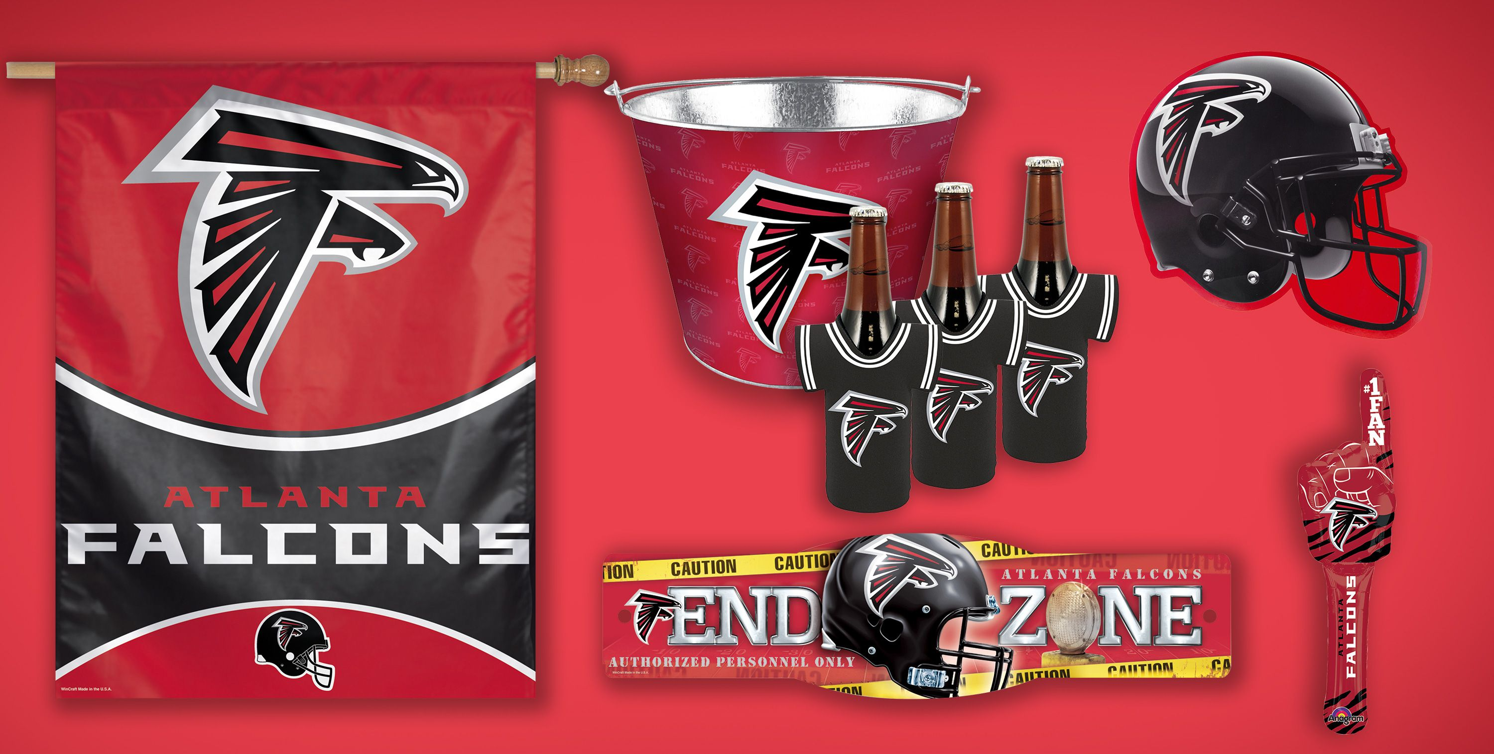 NFL Atlanta Falcons Party Supplies | Party City