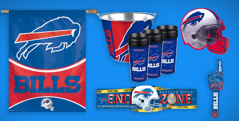 NFL Buffalo Bills Party Supplies