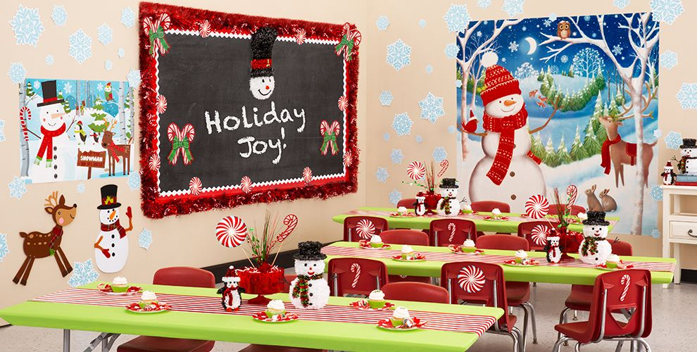 Classroom Party Ideas ~ Holiday classroom party supplies class activities