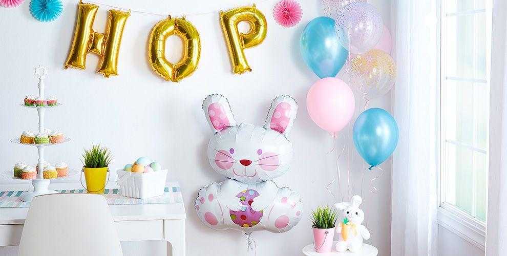 Easter Balloons
