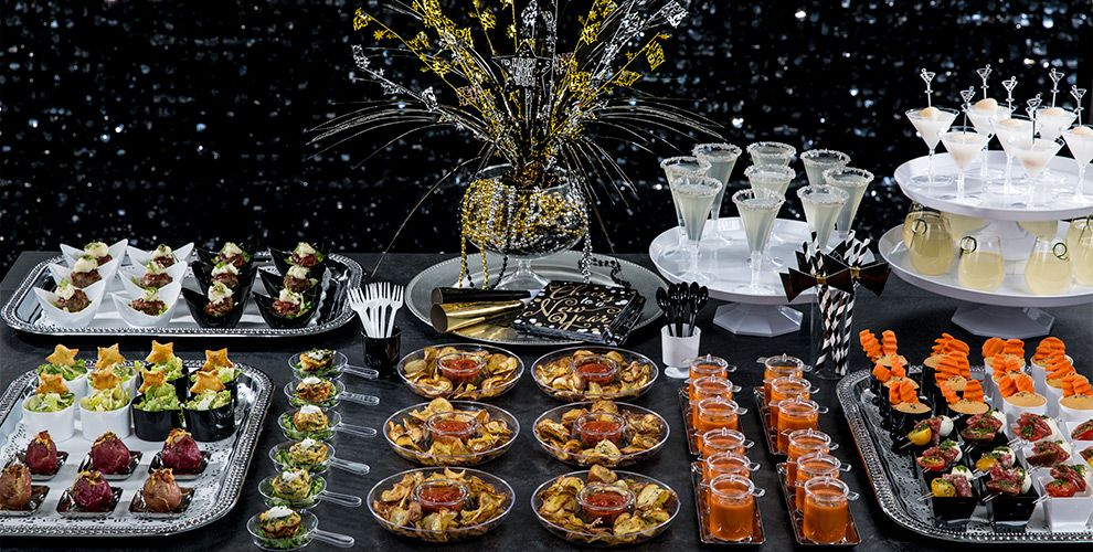New Years Mini Tasting Party
