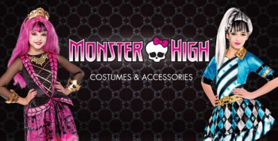 Monster High Party Supplies; Monster High Party Supplies \u2013 Shop Costumes ...  sc 1 st  Party City & Monster High Party Supplies - Monster High Birthday Ideas | Party City
