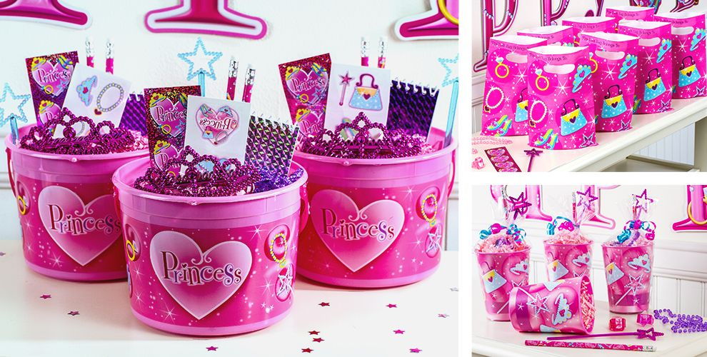 Princess Party Favors - Keychains, Wands, Tiaras & More   Party City