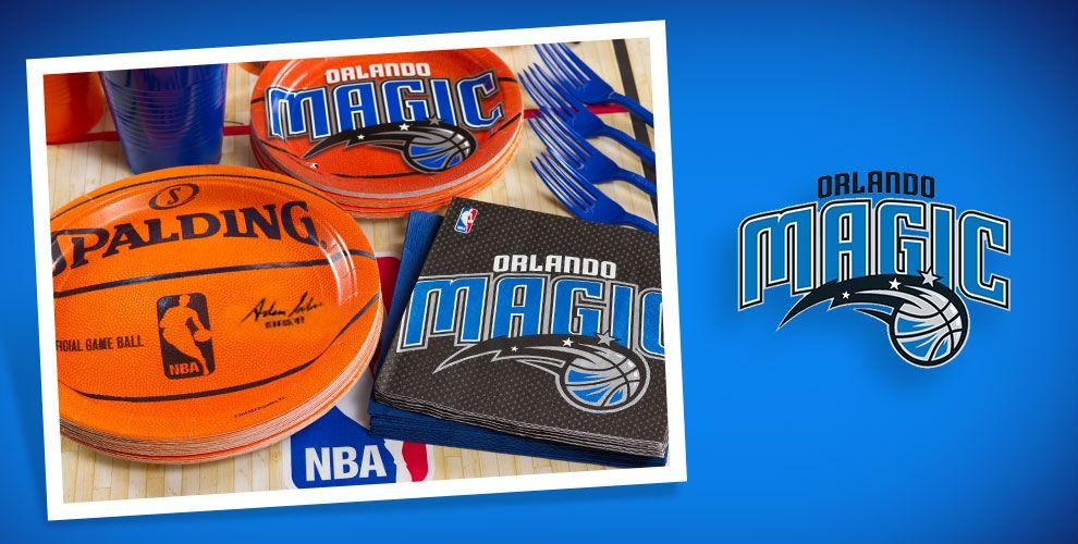 NBA Orlando Magic Party Supplies