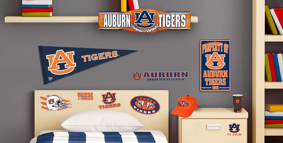 Auburn Tigers Party Supplies