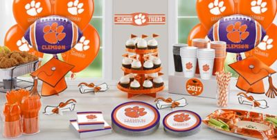 High Quality Clemson Tigers Party Supplies ...