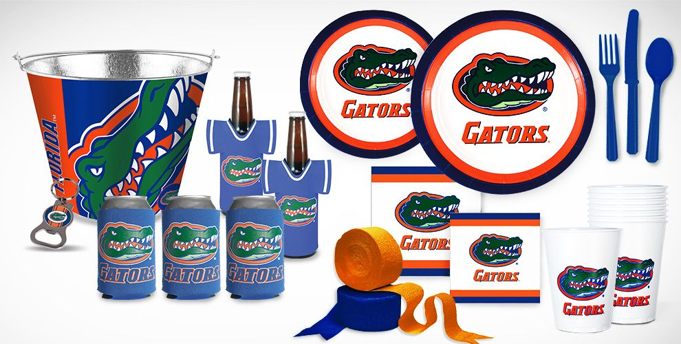 Florida Gators Party Supplies