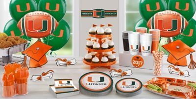 Miami Hurricanes Party Supplies Party City