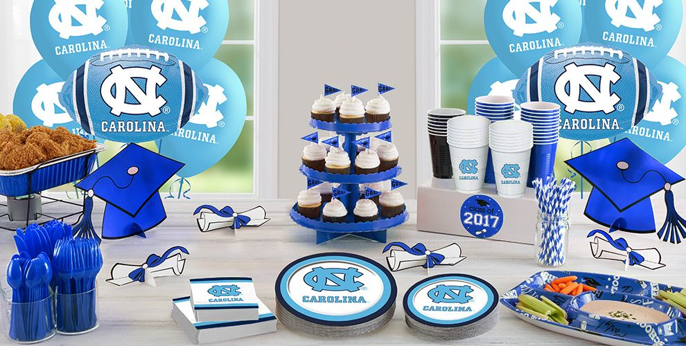 North Carolina Tar Heels Party Supplies