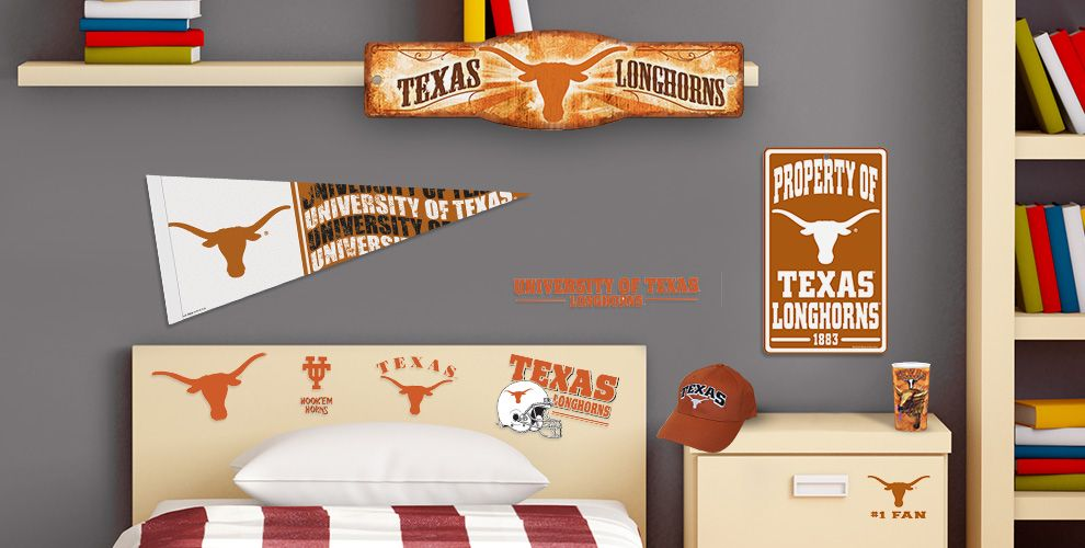 Texas Longhorns Party Supplies