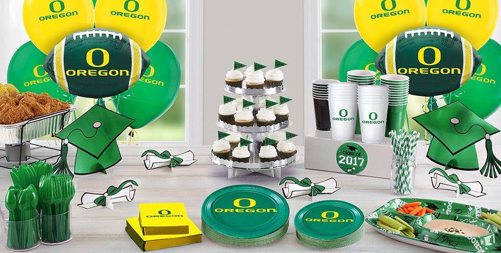 Oregon Ducks Party Supplies