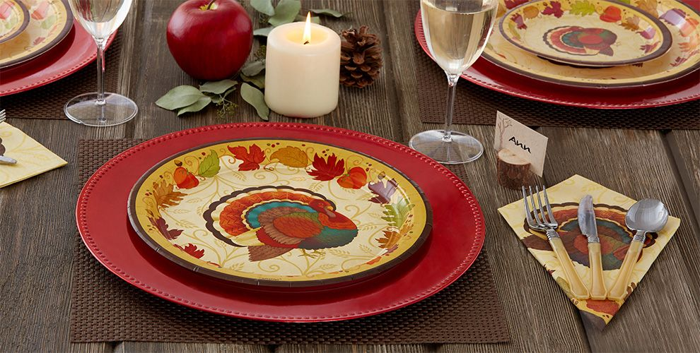 Thanksgiving Holiday Party Supplies