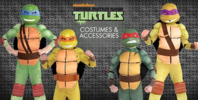 Teenage Mutant Ninja Turtles Party Supplies Ninja Turtle Birthday