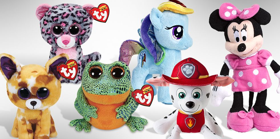 Toys From Party City : Plush toys licensed character party city