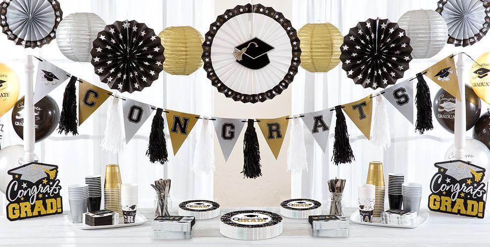 Key to Success Graduation Party Supplies