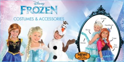 Frozen Party Supplies Frozen Birthday Party Ideas Party City