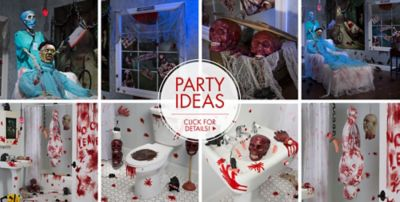 ... Asylum Halloween Decorations u2013 Party Ideas & Asylum Halloween Decorations - Decorations Tableware Props u0026 More ...