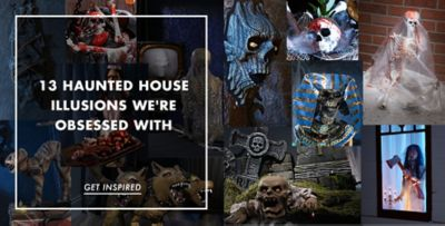 ... Haunted House Halloween Decorations U2013 Party Ideas