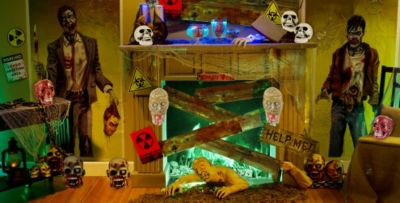 High Quality Zombie Halloween Decorations ...