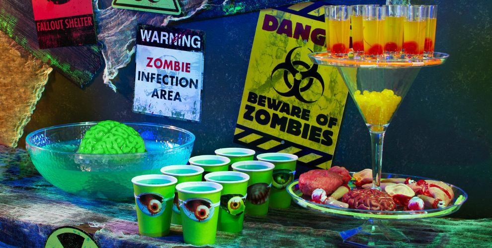Zombie Decorations Party Supplies City
