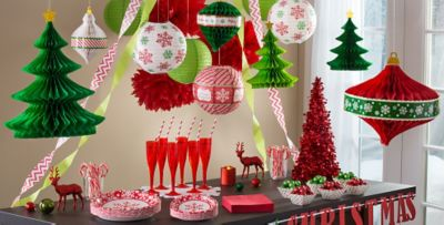 traditional christmas party ideas