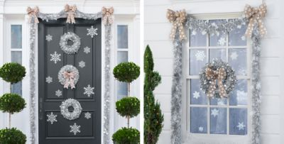 Winter Wonderland Themed Party Decoration Ideas Part - 36: ... Silver Winter Wonderland Theme Party ...
