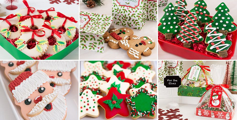 Christmas Cookie Supplies