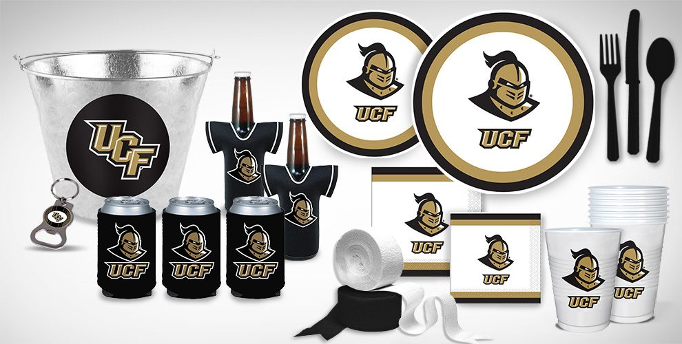 UCF Knights Party Supplies