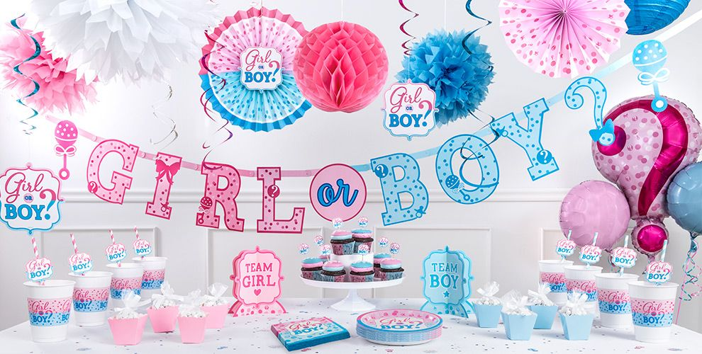 Resultado de imagen de gender reveal party