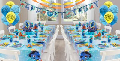 ... Finding Dory Party Supplies ...  sc 1 st  Party City & Finding Dory Party Supplies - Finding Nemo Party   Party City