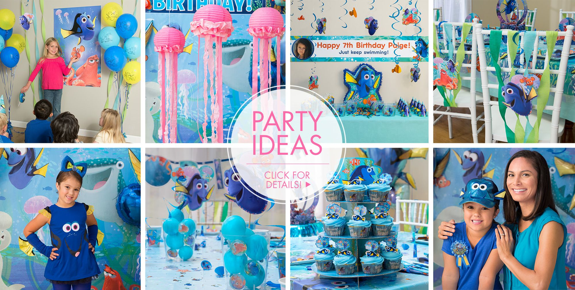 Finding Dory – Party Ideas
