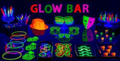 ... Black Light Party Supplies \u2014 Glow ... & Black Light Party Supplies - Glow in the Dark Party Ideas | Party City