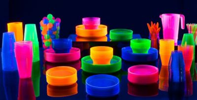 Summer Neon Party Supplies Party City