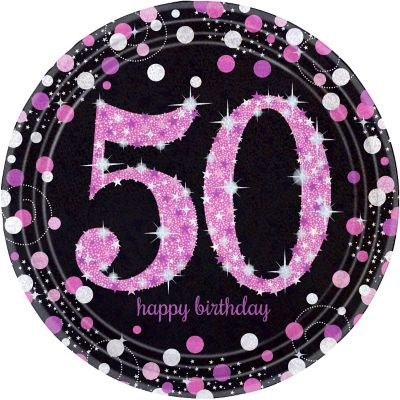 50th Birthday Party Supplies 50th Birthday Ideas Themes