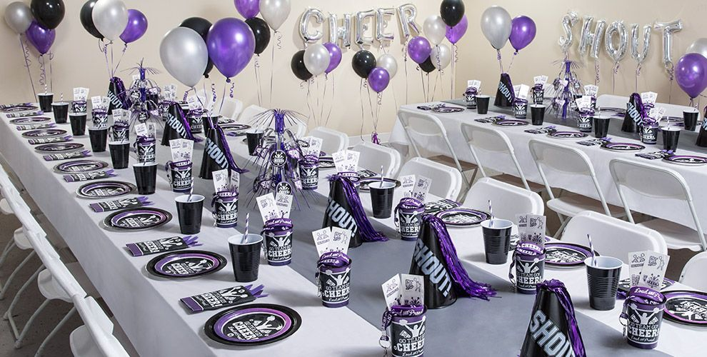 Finest Cheer Party Supplies - Cheer Party | Party City AJ74