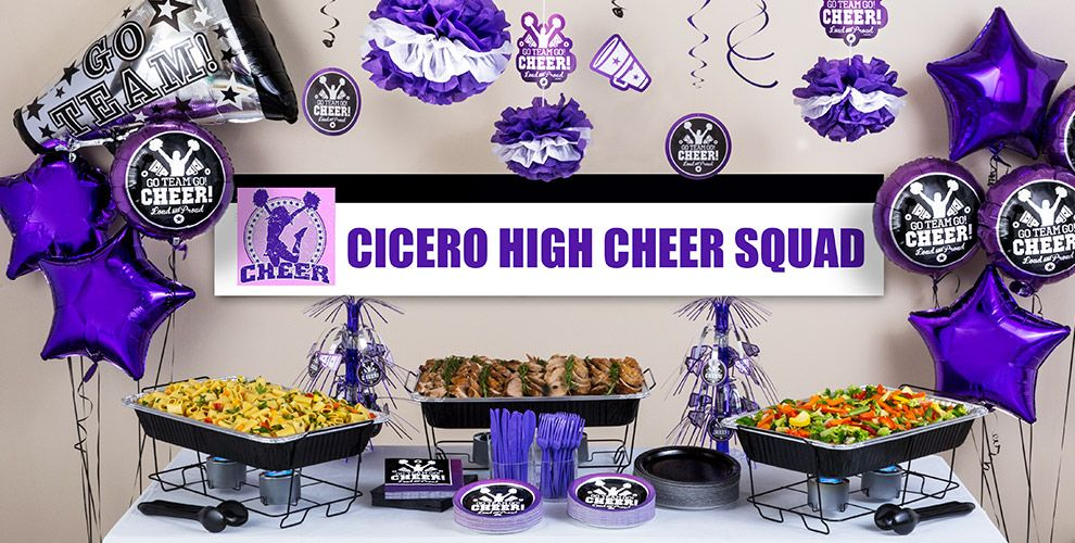 Cheer Party Supplies