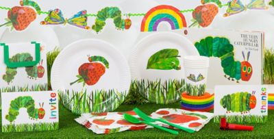 The Very Hungry Caterpillar Party Supplies  sc 1 st  Party City & The Very Hungry Caterpillar Party Supplies - Hungry Caterpillar ...