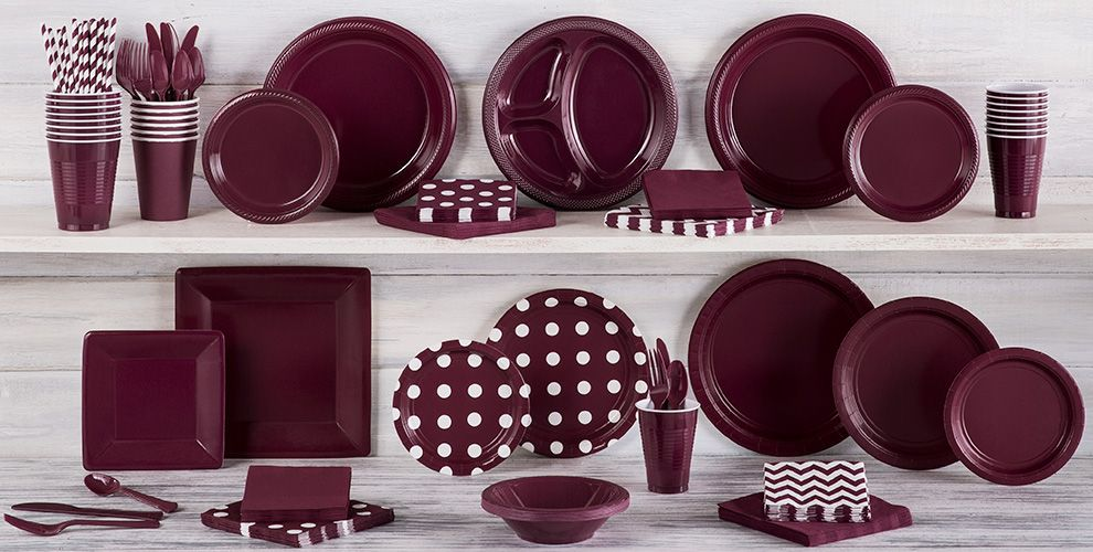 Berry Tableware