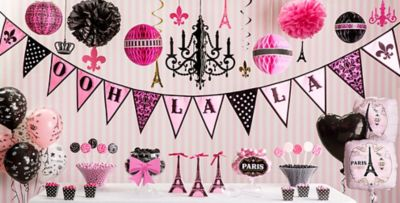 Paris Themed Party Decorating Ideas Part - 47: ... Day In Paris Theme Party ...