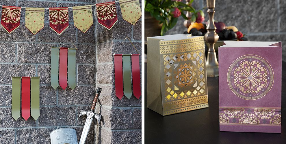 Medieval Renaissance Theme Party Supplies