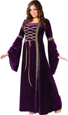 907c6062514 Adult Renaissance Faire Lady Costume Plus Size - Size - Plus