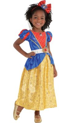 Toddler Girls Classic Snow White Costume   Size   3 4T