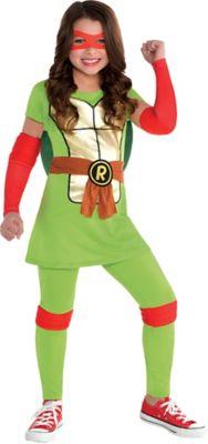 Girls Raphael Costume - Teenage Mutant Ninja Turtles  sc 1 st  Party City & Girls Raphael Costume - Teenage Mutant Ninja Turtles | Party City