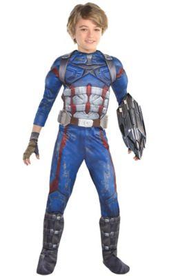 Boys Captain America Costume Avengers Infinity War Party City 1000 x 1000 jpeg 86 кб. boys captain america costume avengers